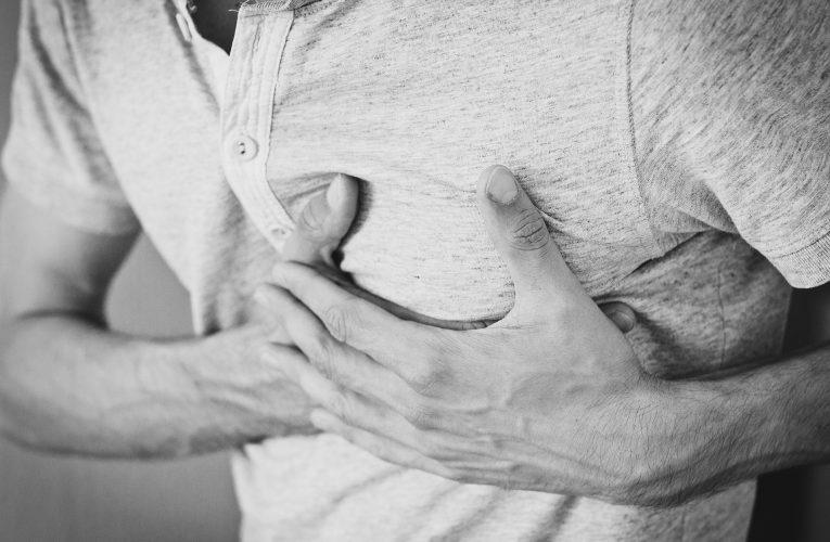 속이 타는 듯한 가슴 통증… '역류성 식도염?'