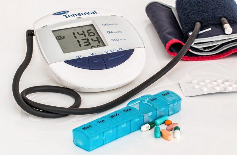 고혈압이 무서운 이유는 합병증 때문