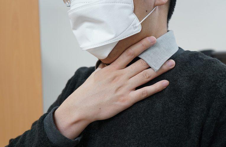 목 안 이물감 계속되면 역류성 인후두염 의심해야
