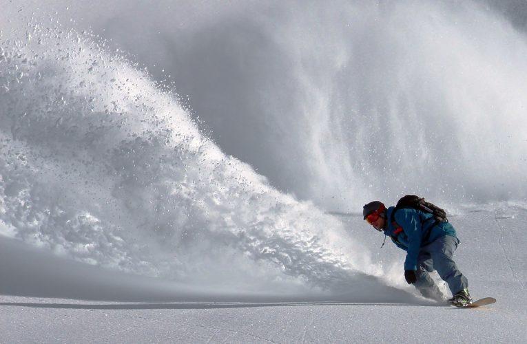 스키장서 무릎·손목 부상없이 즐기는 법