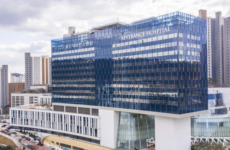용인세브란스병원 3월 1일 개원, 2일 진료 개시
