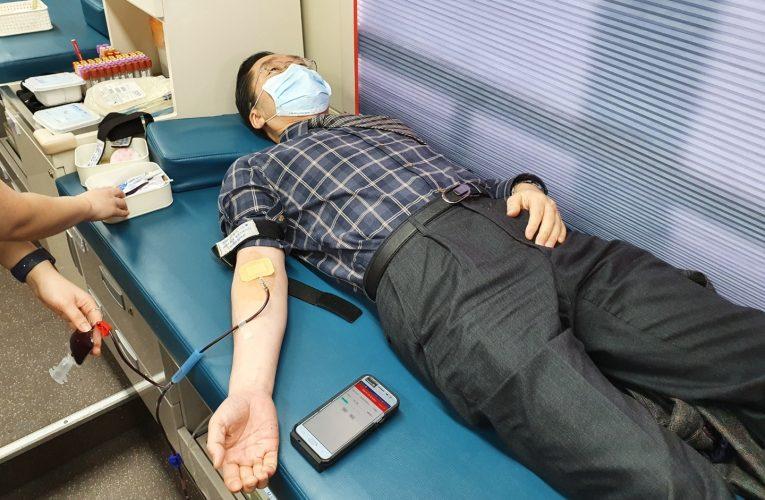건국대병원 노조, 헌혈 행사로 혈액 수급 해결 나서